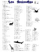 Family and Animals Spanish Vocabulary