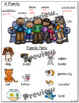 Family and Family Pets Chart