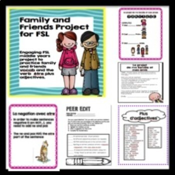 Family and Friends - FSL project