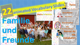 Family and Friends German Vocab *Time Saver*