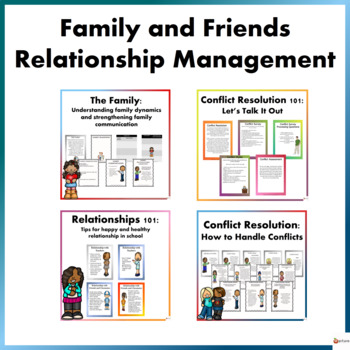 Family and Friends Relationship Management