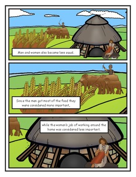 Family and Gender During the Neolithic Revolution Pack