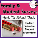 Family and Student Surveys for the Start of the School Year