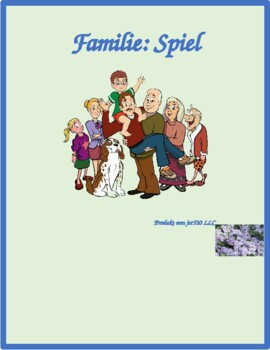 Familie (Family in German) game