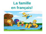 Family in French
