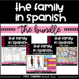 Family in Spanish Bundle - La Familia