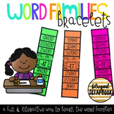 Family is Everything {Word Family Bracelets}