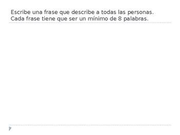 """Family tree """"Modern Family"""" LA FAMILIA (Realidades Spanish 1 6A 6B)"""