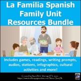 La Familia Spanish Family Unit Bundle-