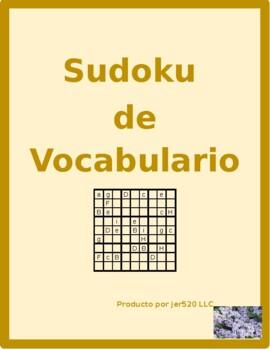 Familia (Family in Spanish) Sudoku