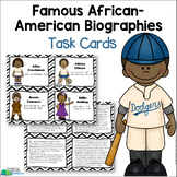 Famous African-American Biographies {Black History Month T