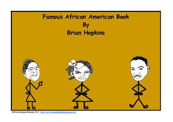 Famous African American Book
