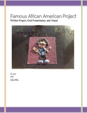 Famous African American Project
