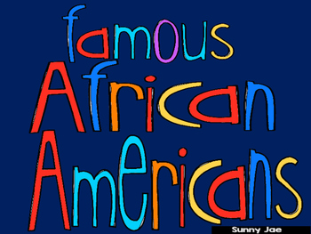 Famous African American Research