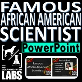 Famous African American Scientists Power Point