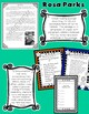 Famous African American Women Close Reading Passages & Task Cards