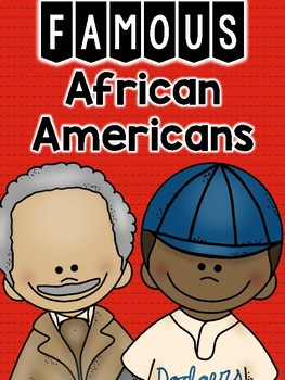 Black History Month: Famous African Americans