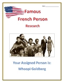 Famous African Americans- Internet Research Guides Set