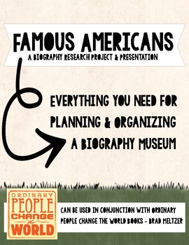 Famous American Biography Museum