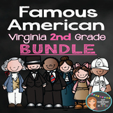 Famous American Bundle Pack- PowerPoint & Printables {Virginia 2nd Grade}