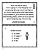 Famous Americans Comprehension Cards
