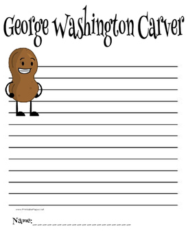 Famous American: George Washington Carver