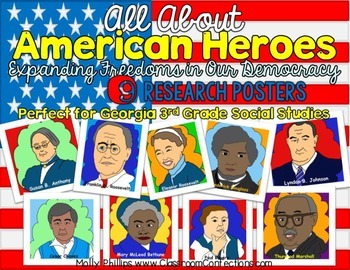 Famous American Heroes: Historical Figures