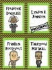 Famous American Heroes Review Game!