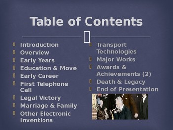 Famous American Inventors - Alexander Graham Bell