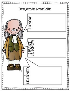 Famous American Inventors  {Franklin}