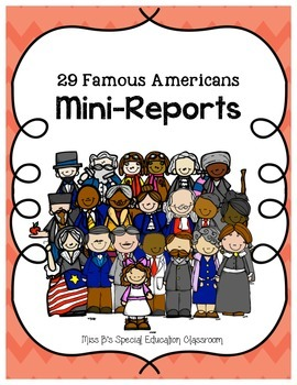 Famous American Mini Reports