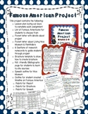 Famous American Nonfiction Project