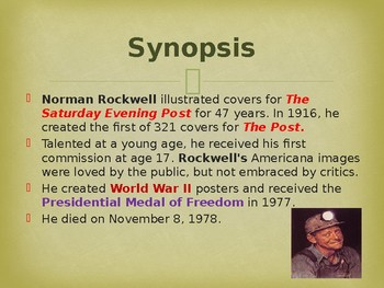 Famous American Painters - Norman Rockwell