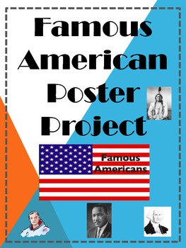 Famous American Poster Project