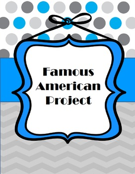 Famous American Project (from a war)