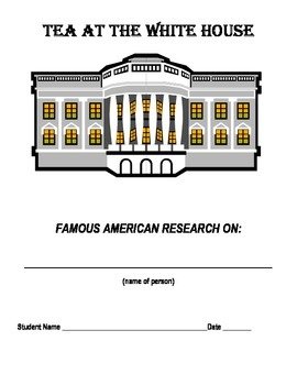 Famous American Report - Wax Museum project