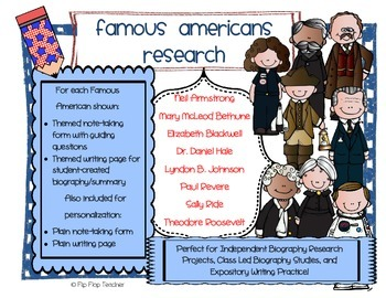 Famous American Research