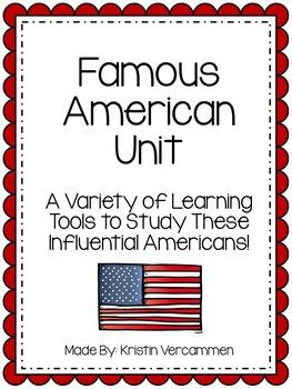 Famous American Unit