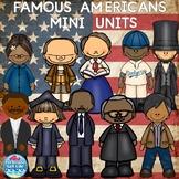 Famous Americans 2nd Grade VA SOL's