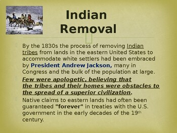 Famous Americans - Chief Black Hawk