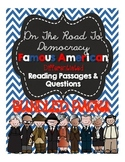 Famous Americans Differentiated Reading Biographies