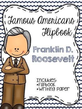 """Franklin D. Roosevelt """"FDR"""""""