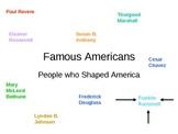 Famous Americans: Franklin D. Roosevelt Powerpoint