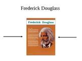 Famous Americans Frederick Douglass Powerpoint