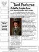 Famous Americans: Juliette Gordon Low Activities & Interactive Notebook