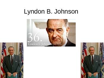 Famous Americans: Lyndon B. Johnson