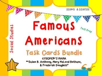 Famous Americans Mini Bundle