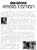 Famous Americans Research: Amelia Earhart