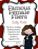 Famous Americans {Sally Ride}