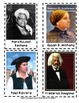 Famous Americans Sort (includes Revere, Douglass,Anthony, and Bethune)